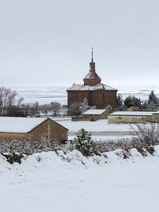 (Foto ermita nevada